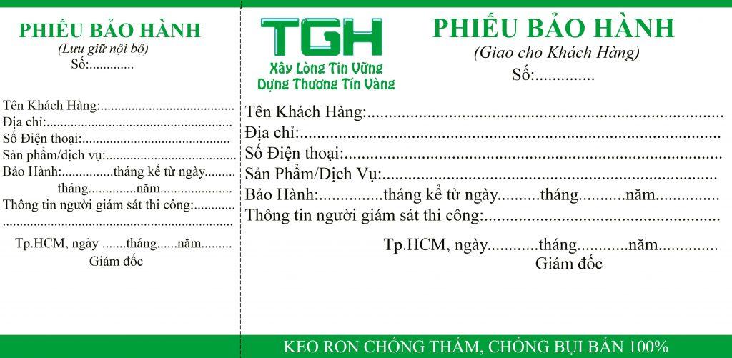 che-do-bao-hanh-keo-ron